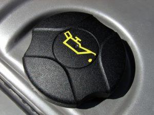 Motoröl Verschluss